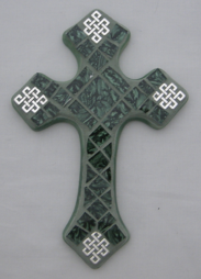 mosaic-cross